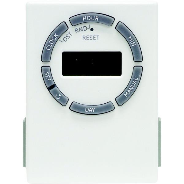 Ge 15079 7-day Digital 2-outlet Timer