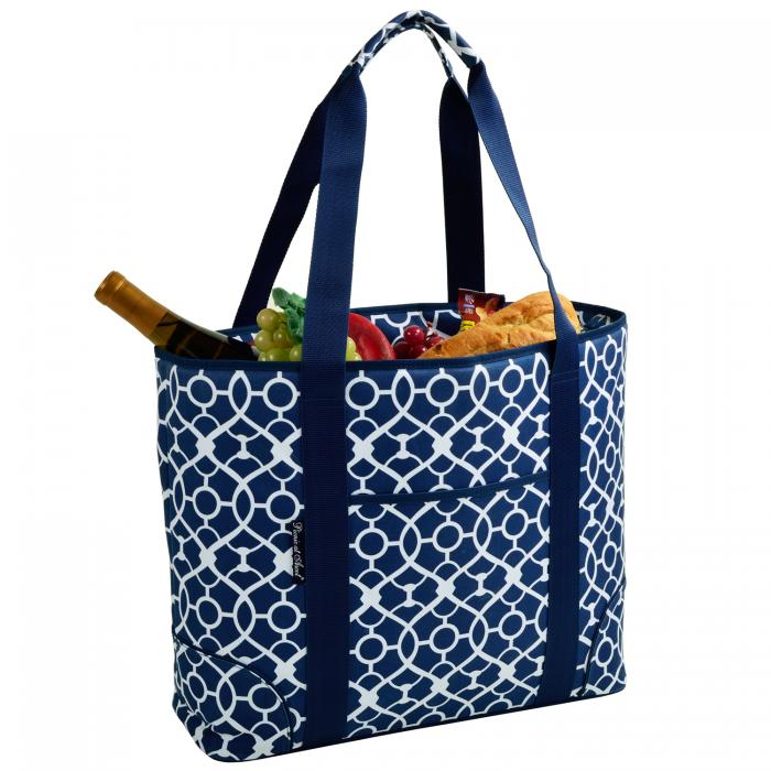 81fa8865eb63 Picnic at Ascot Extra Large Insulated Cooler Bag - 30 Can Tote ...