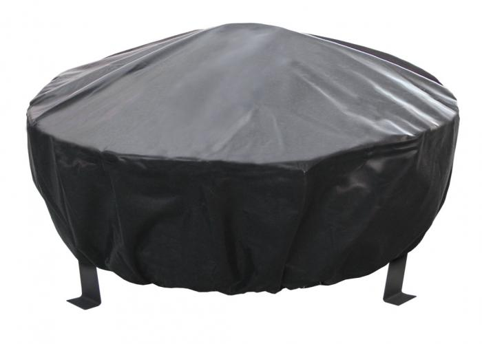 Landmann Bromley Fire Pit Cover, Black PVC