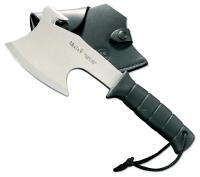 Muela of Spain MM-HG-S 1-Inch Full Tang Polymer Handle Hatchet with Leather Sheath