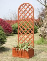Convenience Concepts  Garden Planter Box (Red Cedar)