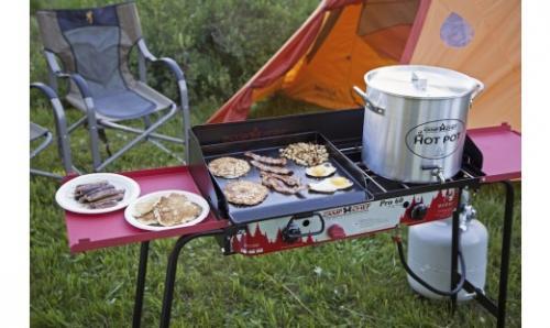 Camp Chef Hot Pot w/ Spigot - 20 Qt Aluminium