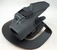 Blackhawk Product Group Serpa Sportster Holster with Adj. Mount, RH, Glock 26/27/33