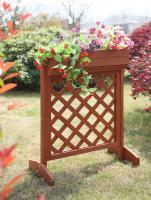 Convenience Concepts  Raised Planter Box (Red Cedar)