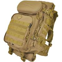 Hazard4 Overwatch Rifle Carry Roll-Pack, Coyote