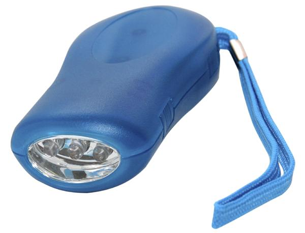 Guardian 3 LED Squeeze Flashlight
