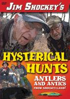 Stoney-Wolf Jim Shockey's Hysterical Hunts DVD