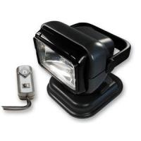 Golight Portable Searchlight w/Wired Remote - Grey