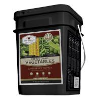 Freeze Dried Vegetable 160 Srv GlutenFree