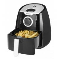Kalorik Black Airfryer with Dual Layer Rack
