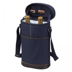 Picnic at Ascot Two Bottle Insulated Wine Tote