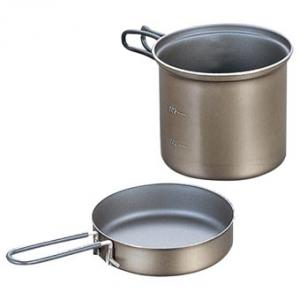 Titanium Nonstick Deep Pot .9L Handle