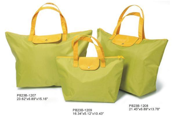 Picnic & Beyond Durable Polyester Shopping Bag - Large