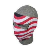 Neoprene Face Mask, USA Flag, Stars & Stripes