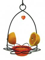 Bird's Choice Oriole Flower Bird Feeder