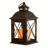Smart Solar Aversa LED Candle Lantern