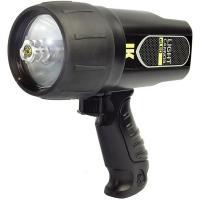 Underwater Kinetics Light Cannon eLED, Pistol Grip, Black, Box