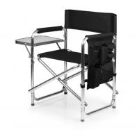 Picnic Time ONIVA Portable Folding Sports/Camping Chair (Black)
