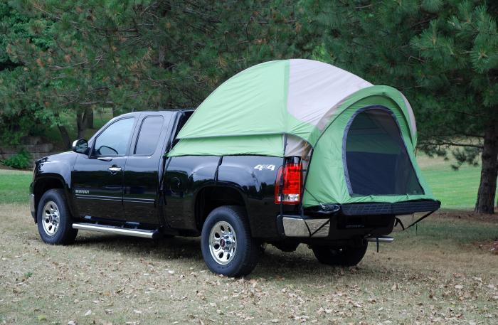 Napier Outdoors Backroadz #13 Full Size Long Box Truck Tent, 8Ft.