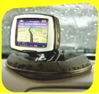Bracketron UFM-100-BL Nav-mat Portable Universal GPS Dash Mount
