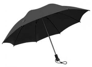 Swing Trekking Umbrellas Liteflex Trek Umbrella, Black