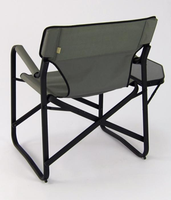 Inspired Products Premium Deck Chair, Gray