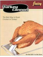 Camp Chef Turkey Cannon