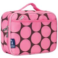 Olive Kids Big Dot Pink Lunch Box