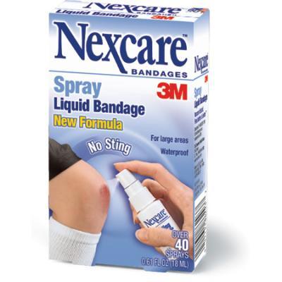 Aloe Gator Nexcare Liquid Bandage