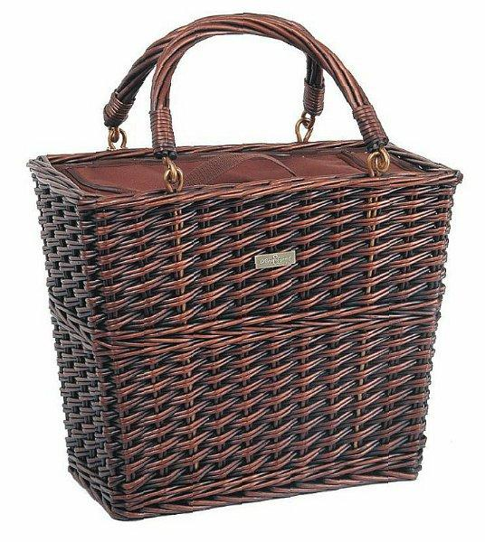 Picnic & Beyond  Cottage Carrier - A Wine Tote