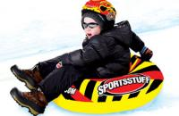 Rally Snow Tube Sled