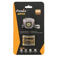 Fenix Flashlights Fenix H Series 350 Lumens, AA, Iron Grey