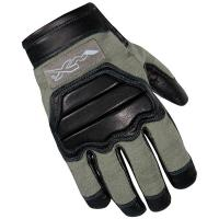 Wiley X Paladin Combat Glove, Foliage Green, Large