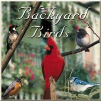 Naturescapes Backyard Birds CD