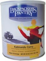 Backpacker's Pantry Katmandu Curry, Can