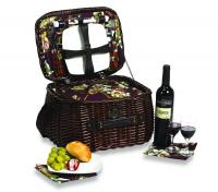 Picnic Plus Veneto 2 Person Picnic Basket