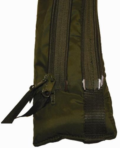 SnugPak Special Forces Zip Baffle Olive