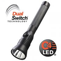 Streamlight Stinger Dual Switch LED Rechargeable Flashlight with HP Steady AC