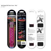Nite-ize Nite Dawg LED Collar Cover, Pink