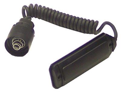 Streamlight Remote Switch with Coil Cord, for TL-2/Super Tac