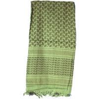 Shemagh Head Wrap, Foliage/Green