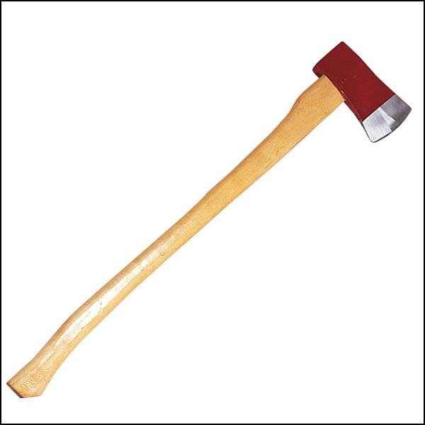 Stansport Wood Long Handle Axe - 4 Lbs.