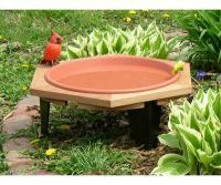 Songbird Essentials Classic 17 Garden Bird Bath