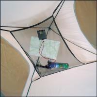 Eureka! Tent Gear Loft Dome