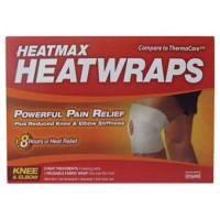 Hot Hands Heatmax Knee Wrap 2 Ct