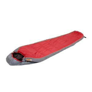 SnugPak Sleeper Lite Red Civilian Right Hand Zip