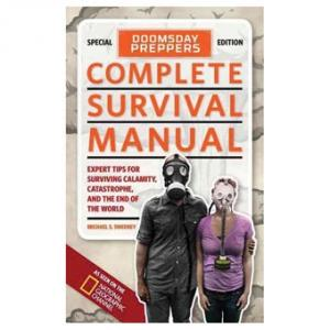 Survival Books & DVDs by National Geographic