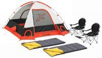 Xscape Designs Torino 3, Sportline & Sleeping Bag Combo