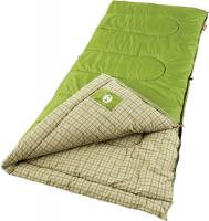 Coleman Rect Poly Flannel 40° Sleeping Bag