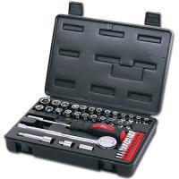 Apollo Tools 41 Piece All Purpose Socket Set
